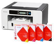 Ricoh A4  SG3110DN -aktuell- Sublimation