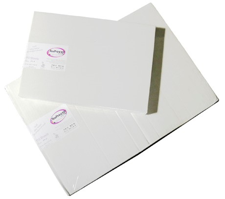 "Bild von 3D-TransferTec Film clear 1 sheet A3  (29,7 x 42 cm oder 8,7 x 16,5"" inch), Sublimation"