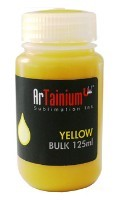 Bild von Yellow ArTainium UV+ 125ml Sublimationstinte